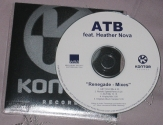 ATB, Renegade (CD, cover)
