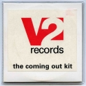 The First Recording promo (CD-Kit, Sweden)