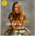Fool For You promo (cover, sticker, France)