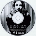 Maybe An Angel promo (CD, Australia)