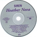 Siren promo (CD, Germany)