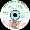 Siren promo (CD, Netherlands)