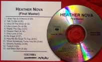 South promo (finalmaster3, CD and cover)