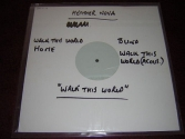 Walk This World promo (testpressing, cover)